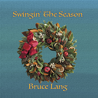 Swinging the Season CD cover